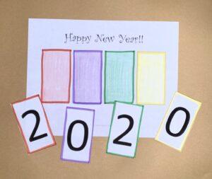 2020 color coded worksheet