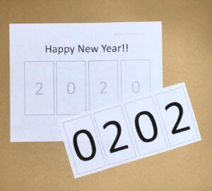 2020 worksheet