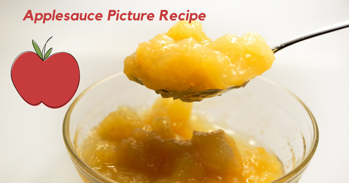 Applesauce Picture Recipe