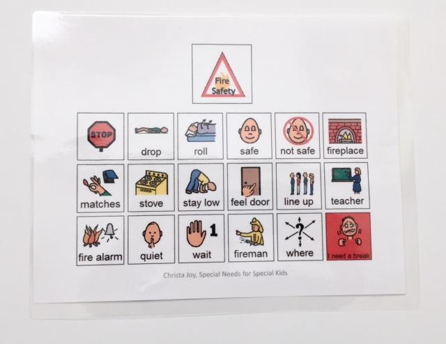vocab board