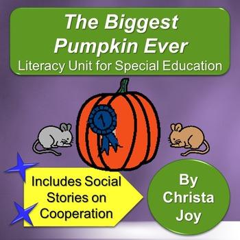 biggest pumpkin ever
