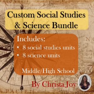 History and Science Bundle