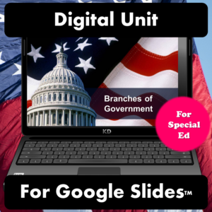 Branches of Government Digital Unit