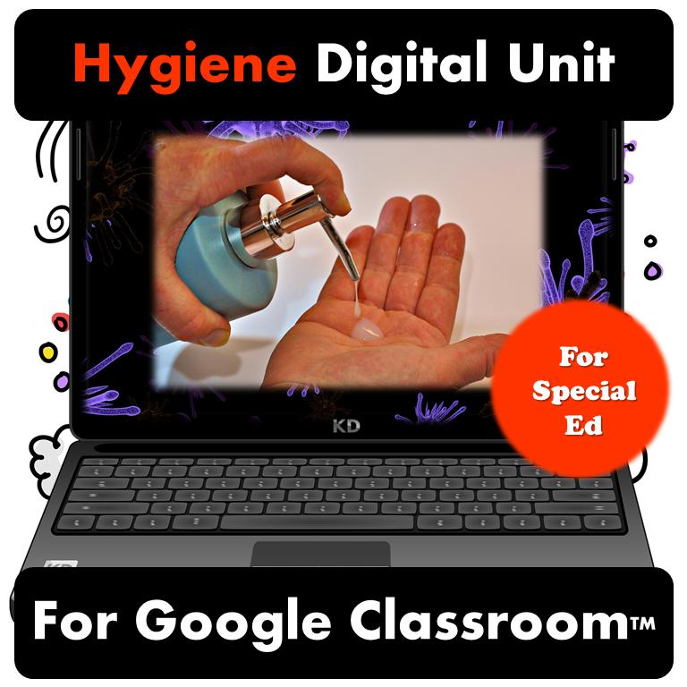 Good hygiene digital unit