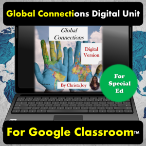 Global Connections digital unit