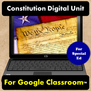 Constitution Digital Unit