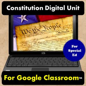Constitution Digital Unit