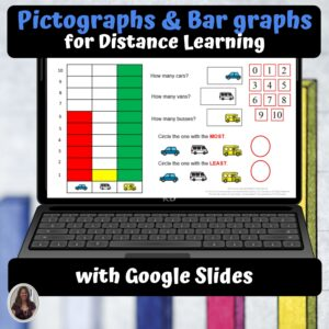 Reading Graphs Digital Activities for Special Education | Distance Learning