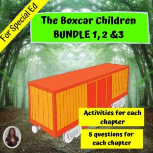 Boxcar Children Bundle: books 1, 2, &3