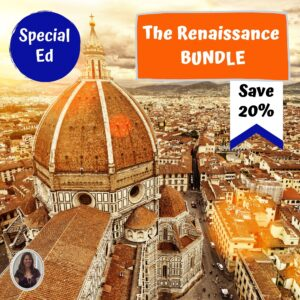 The Renaissance BUNDLE for Special Ed Middle and High School