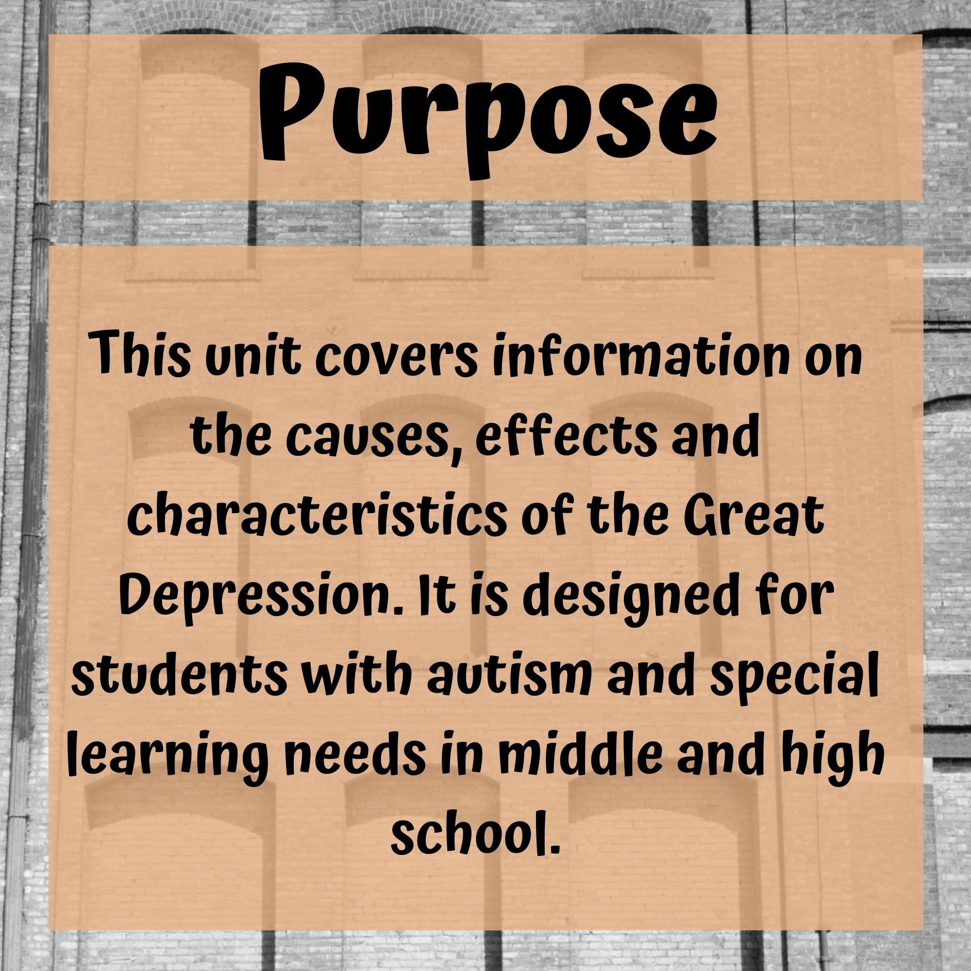 The Great Depression Digital Unit for google classroom ...
