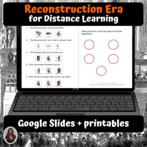 Reconstruction Unit for google classroom | Distance learning