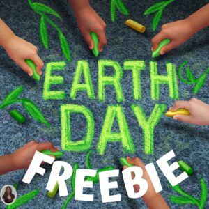 Earth Day Freebie for Special Education with google slides | Distance Learning