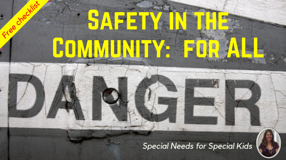 Safety in the community blog post