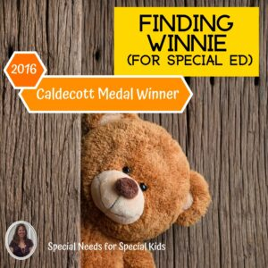 Finding Winnie Literacy Unit for Special Education